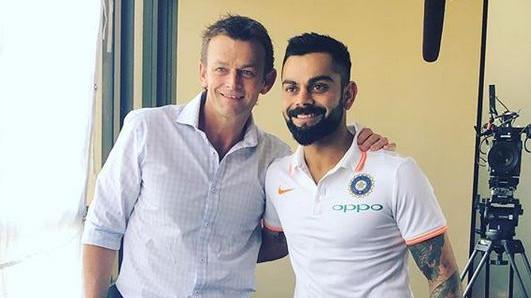 AUS v IND 2018-19: Adam Gilchrist left impressed by Virat Kohli's personality