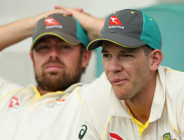 Paine also looked back at the disappointing 2-match Test series in UAE | Getty