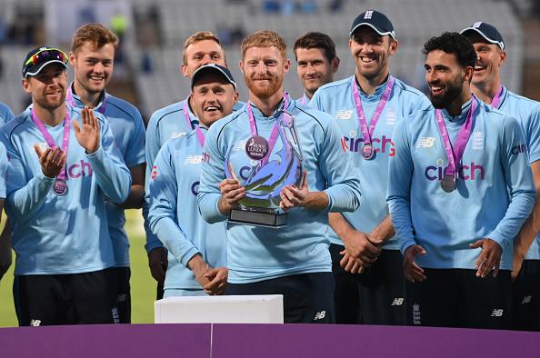 England Cricket Team | GETTY