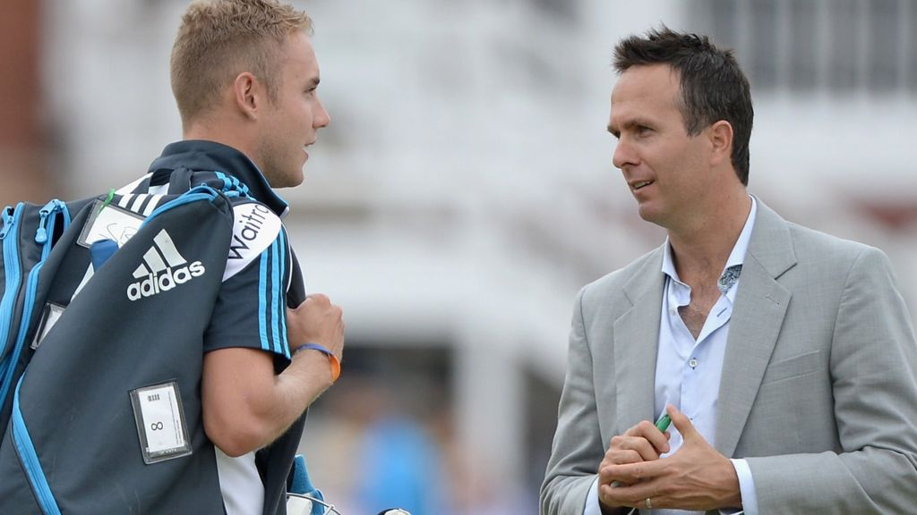 Michael Vaughan's spat with Stuart Broad goes from bad to worst