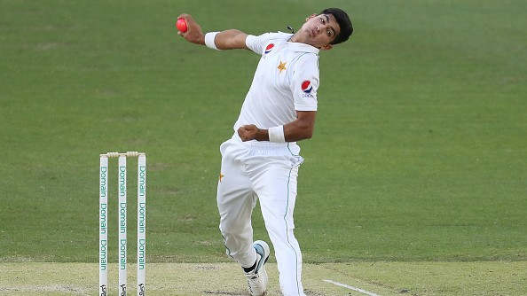 WATCH - 16-year-old Naseem Shah makes Australia A batsmen hop after staying on tour despite losing mother