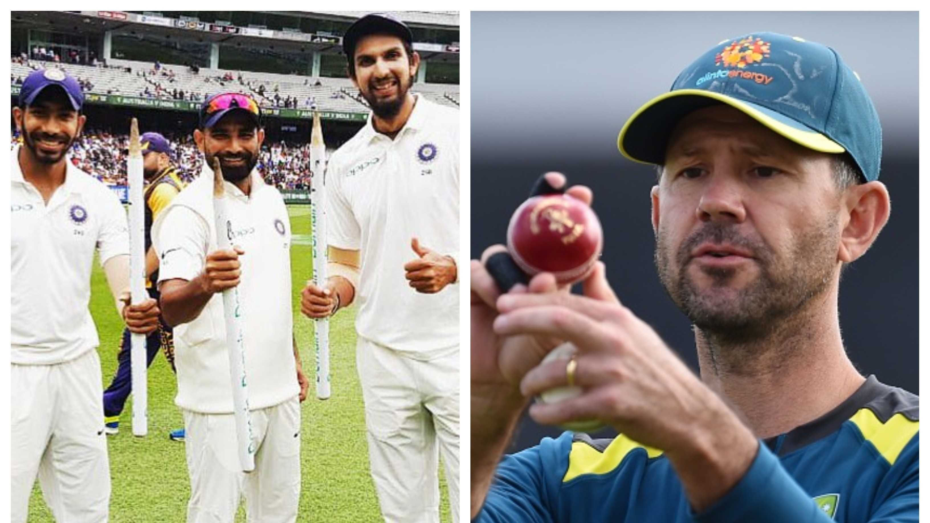 India's bowling attack better than Australia? Ponting has his say