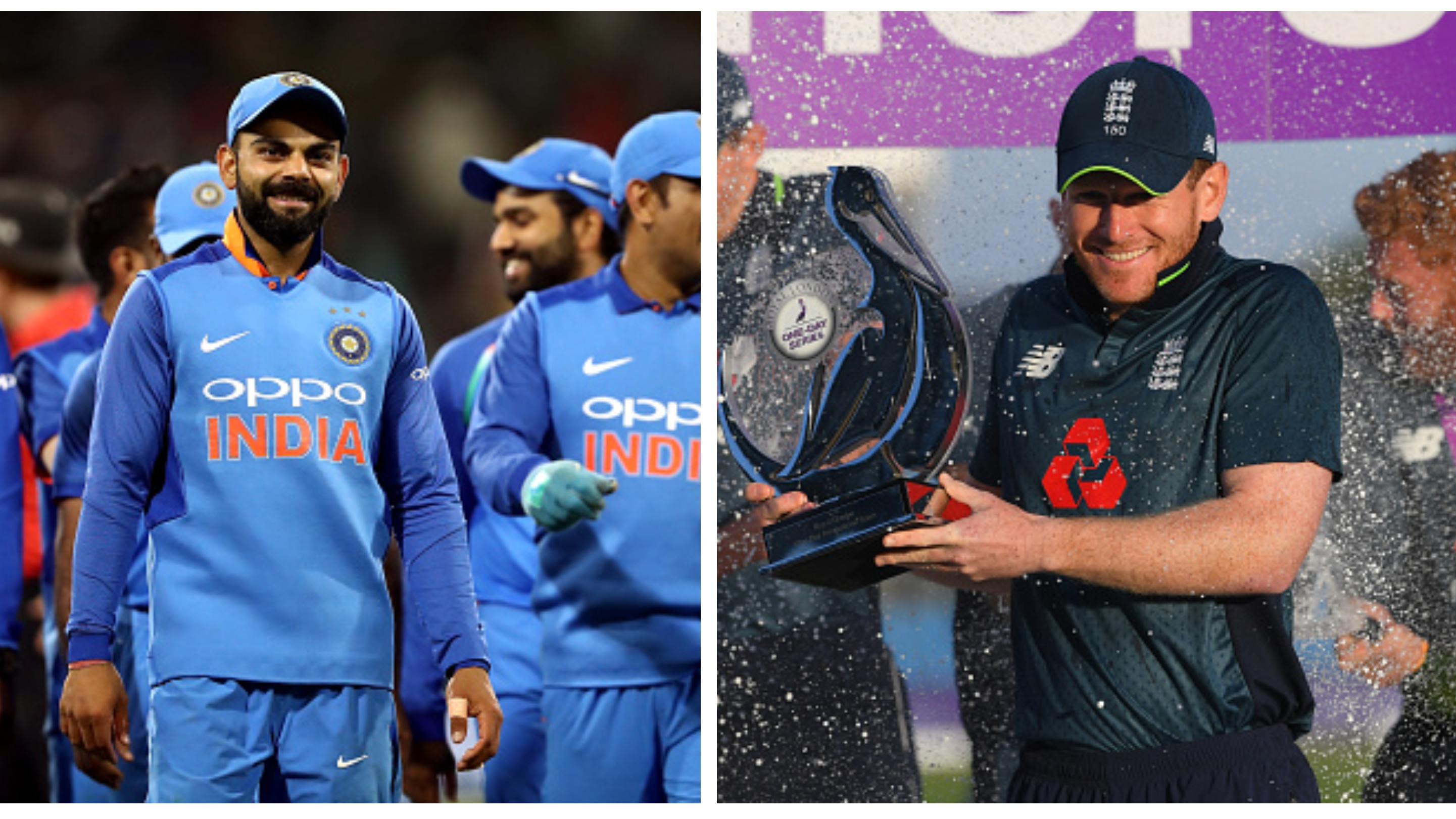 Chance for India to dislodge England from the No.1 position in ICC ODI rankings