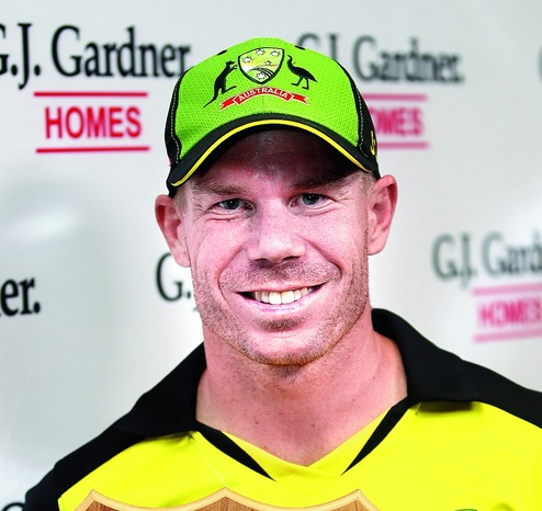 David Warner is over the moon after leading Australia to Trans-Tasman Tri-Series win