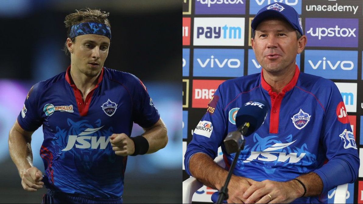 IPL 2021: It was Pant's gut feeling to have Tom Curran bowl the last over- DC coach Ricky Ponting
