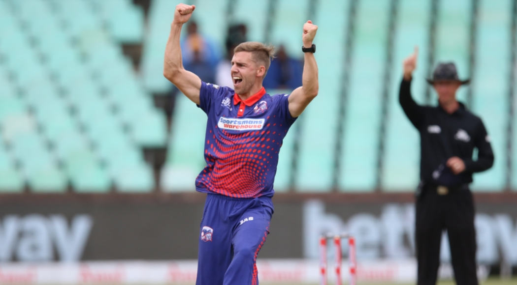 The 25-year-old impressed everyone with his exploits in the Mzansi Super League(MSL) | Getty