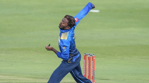 ICC bans Akila Dananjaya for one year due to illegal bowling action