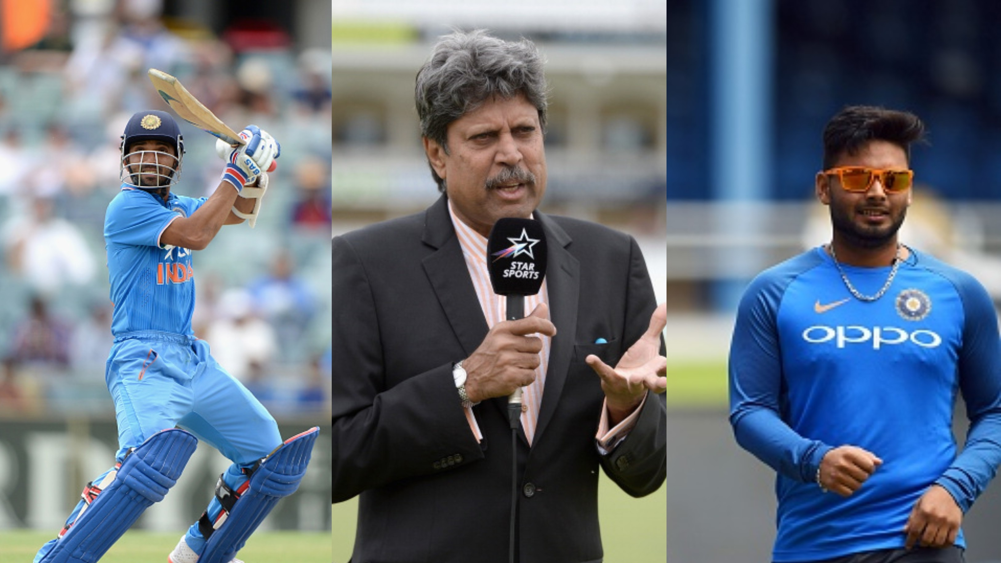 CWC 2019: Kapil Dev names his surprise pick to replace Dhawan in Indian team