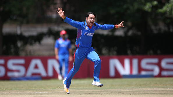 ICC CWC Qualifiers 2018: Afghanistan vs UAE - Statistical Highlights