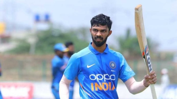 India A beat New Zealand XI by 92 runs in practice match; Gaikwad and Khaleel impress