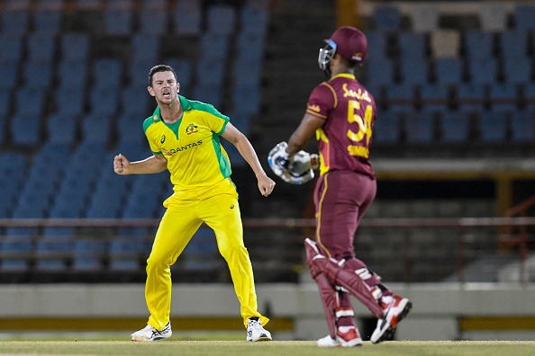 Josh Hazlewood found his form with the ball | Getty Images