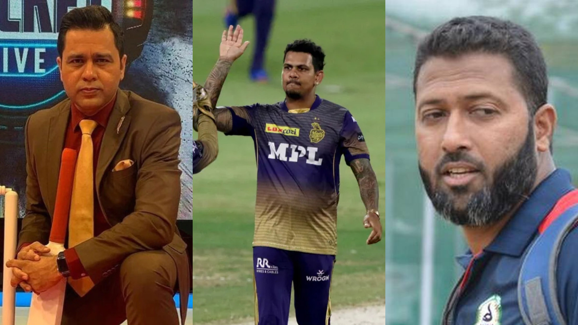 IPL 2021: Cricket fraternity reacts as Sunil Narine's 4/21 helps KKR restrict RCB to 138/7
