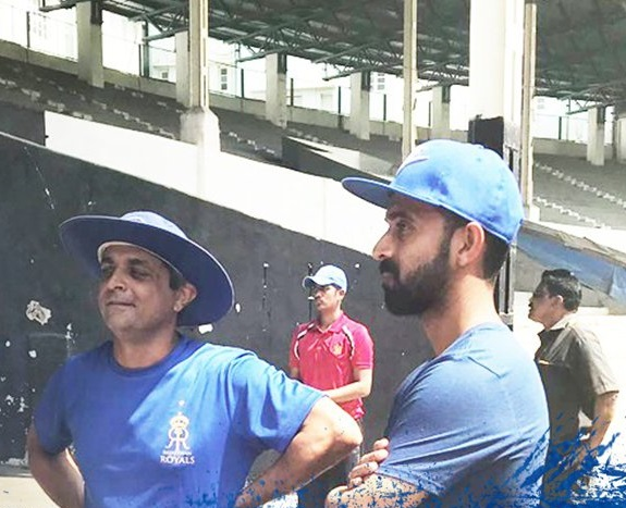 IPL 2018: Rajasthan Royals start three - day training camp ahead of upcoming season