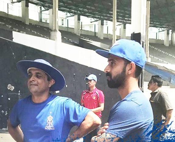 IPL 2018: Rajasthan Royals start three - day training camp ahead of upcoming season
