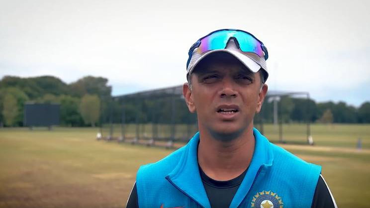 Rahul Dravid wishes to make Indian cricket top class overseas