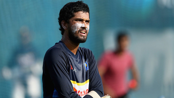Asia Cup 2018: Dinesh Chandimal ruled out due to finger injury