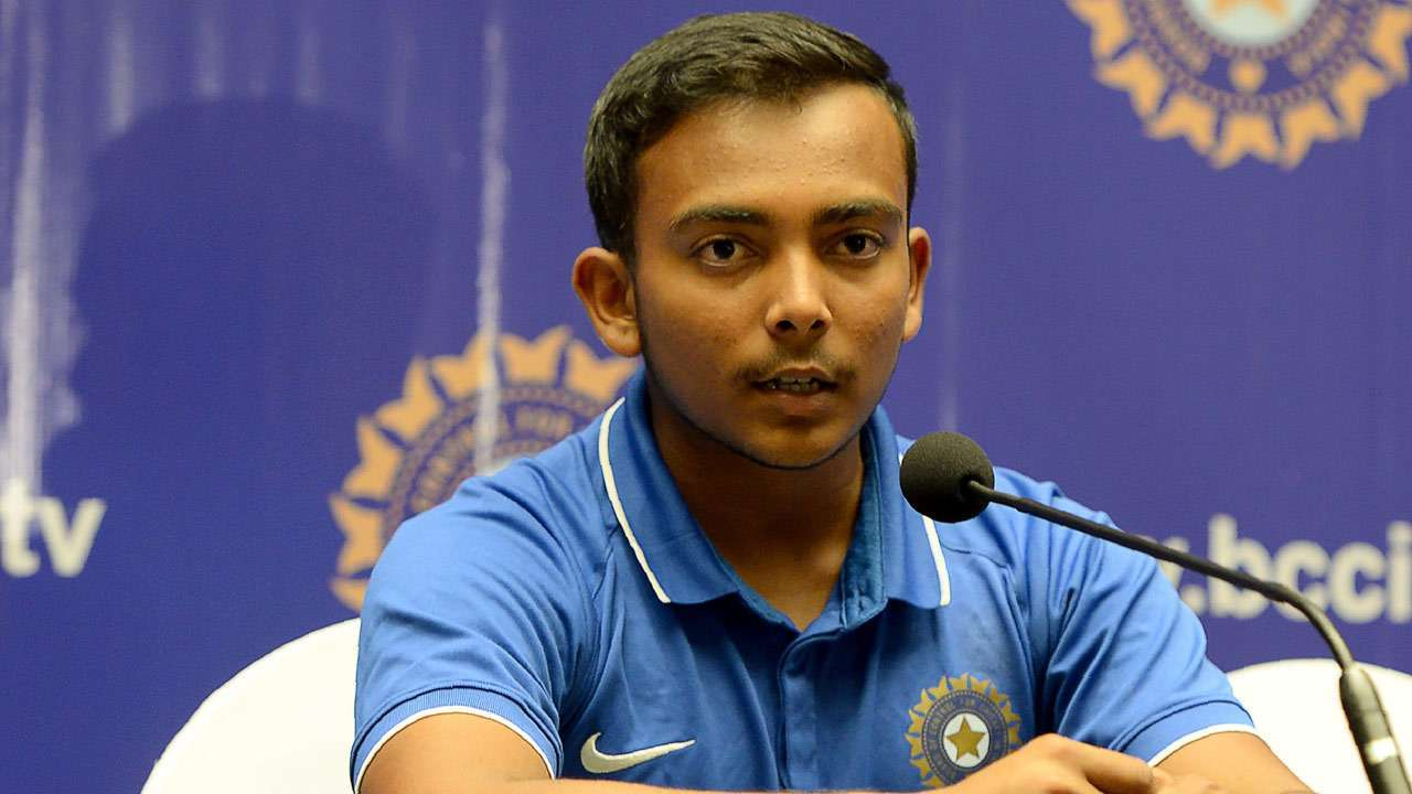 IPL 2018: Prithvi Shaw excited to work under Ricky Ponting
