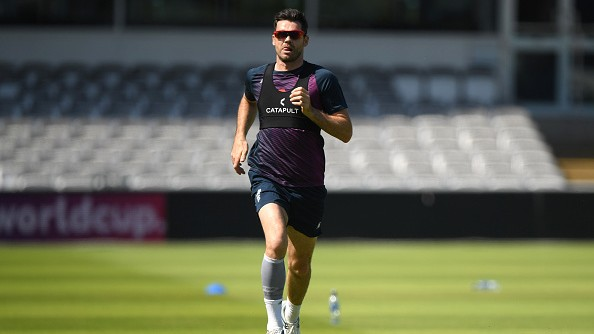 Ashes 2019: James Anderson on road to prove his fitness for fourth Test at old Trafford