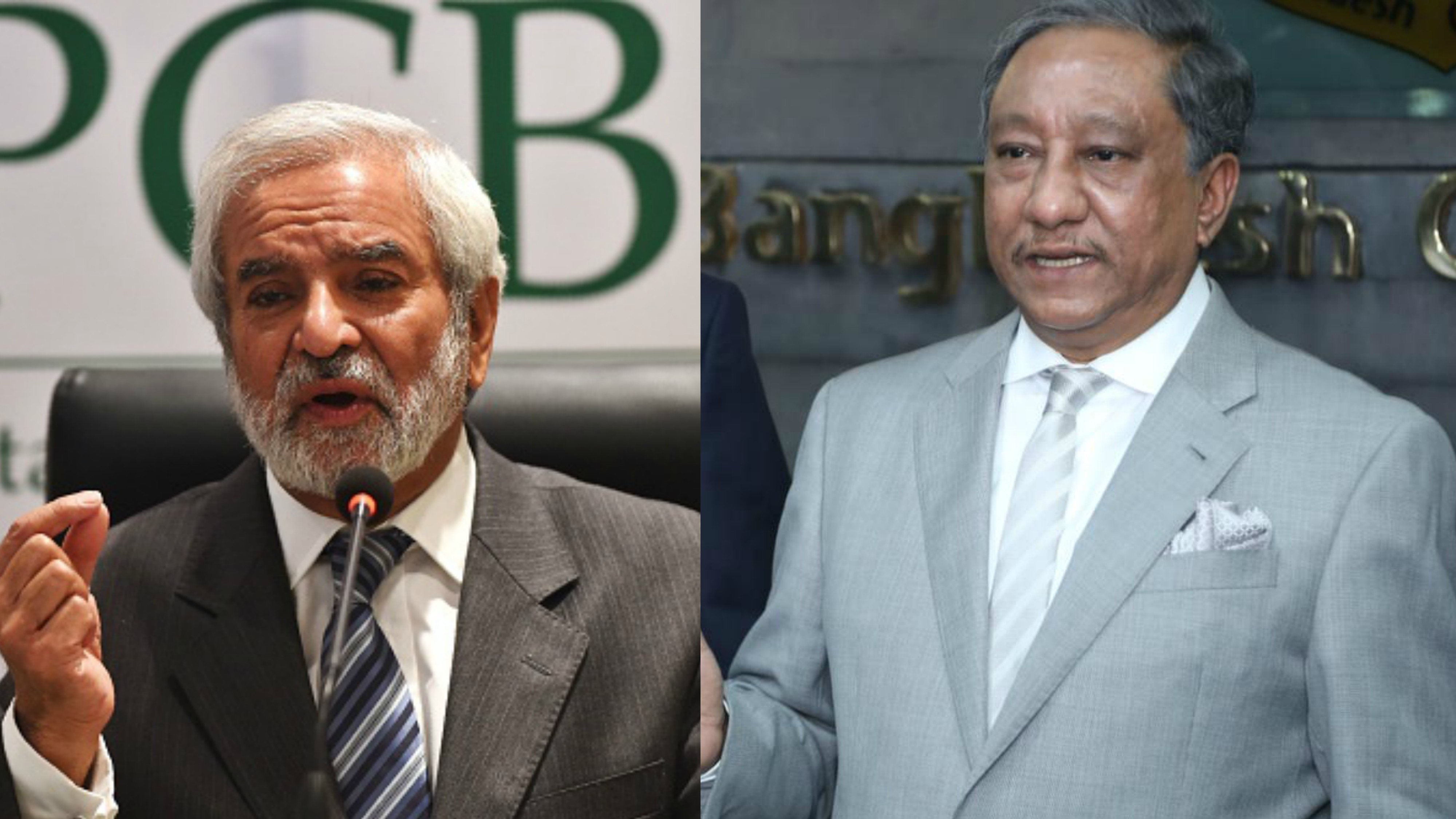 Ehsan Mani to meet BCB chief Hassan in Dubai to convince Bangladesh for Tests in Pakistan