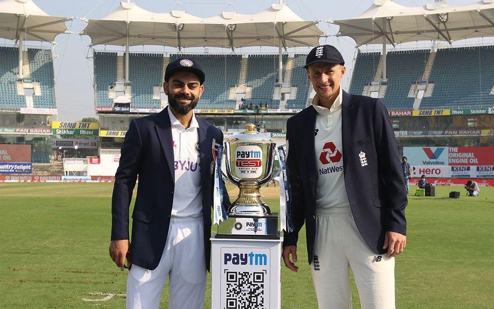 Virat Kohli and Joe Root | BCCI
