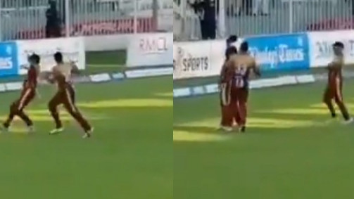 Afghanistan Premier League 2018: WATCH – Asghar Afghan takes a dig at Shahid Afridi's trademark celebration