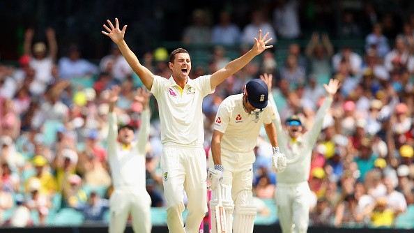 Josh Hazlewood bats for reduction of unsuccessful reviews available in Tests to one per team