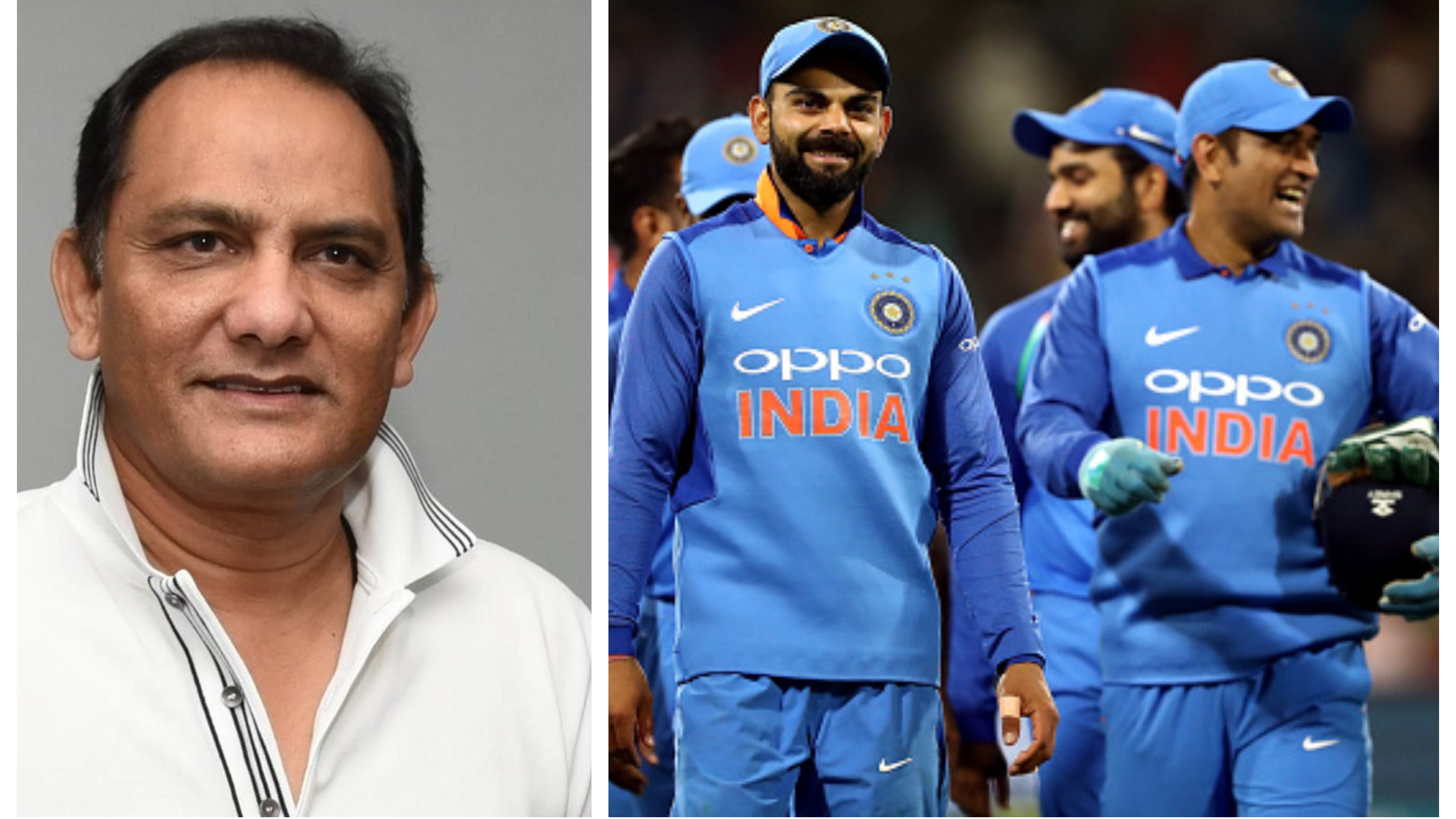 NZ v IND 2019: Mohammad Azharuddin hails Team India's stellar performance in the second ODI