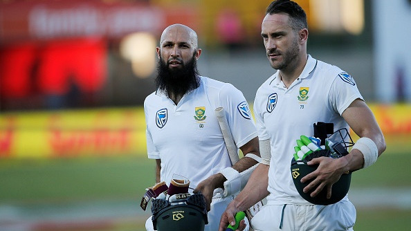 SA v PAK 2018-19: Faf du Plessis backs under-fire Hashim Amla to shine against Pakistan