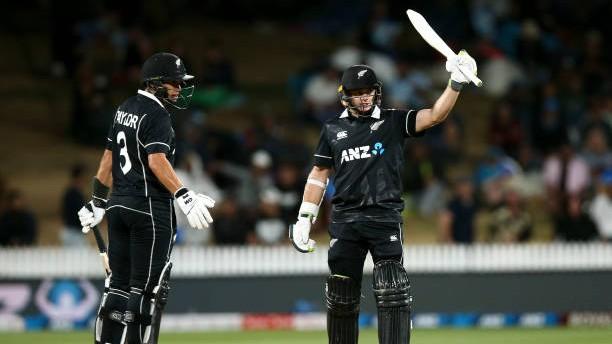 NZ v IND 2020: First ODI - Statistical Highlights