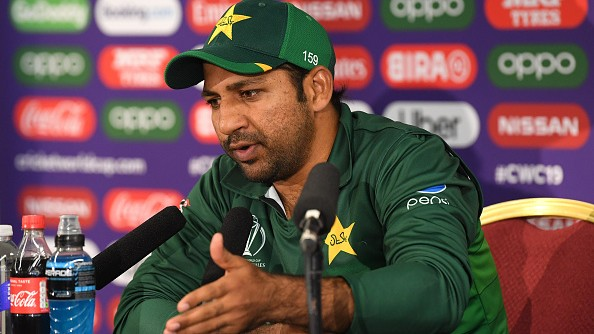 CWC 2019: Sarfaraz Ahmed urges his troops to focus on upcoming matches after embarrassing loss to India