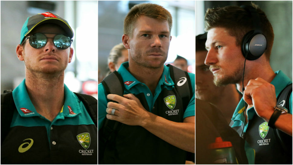 The suspended trio are playing only club cricket in Australia | Getty Images