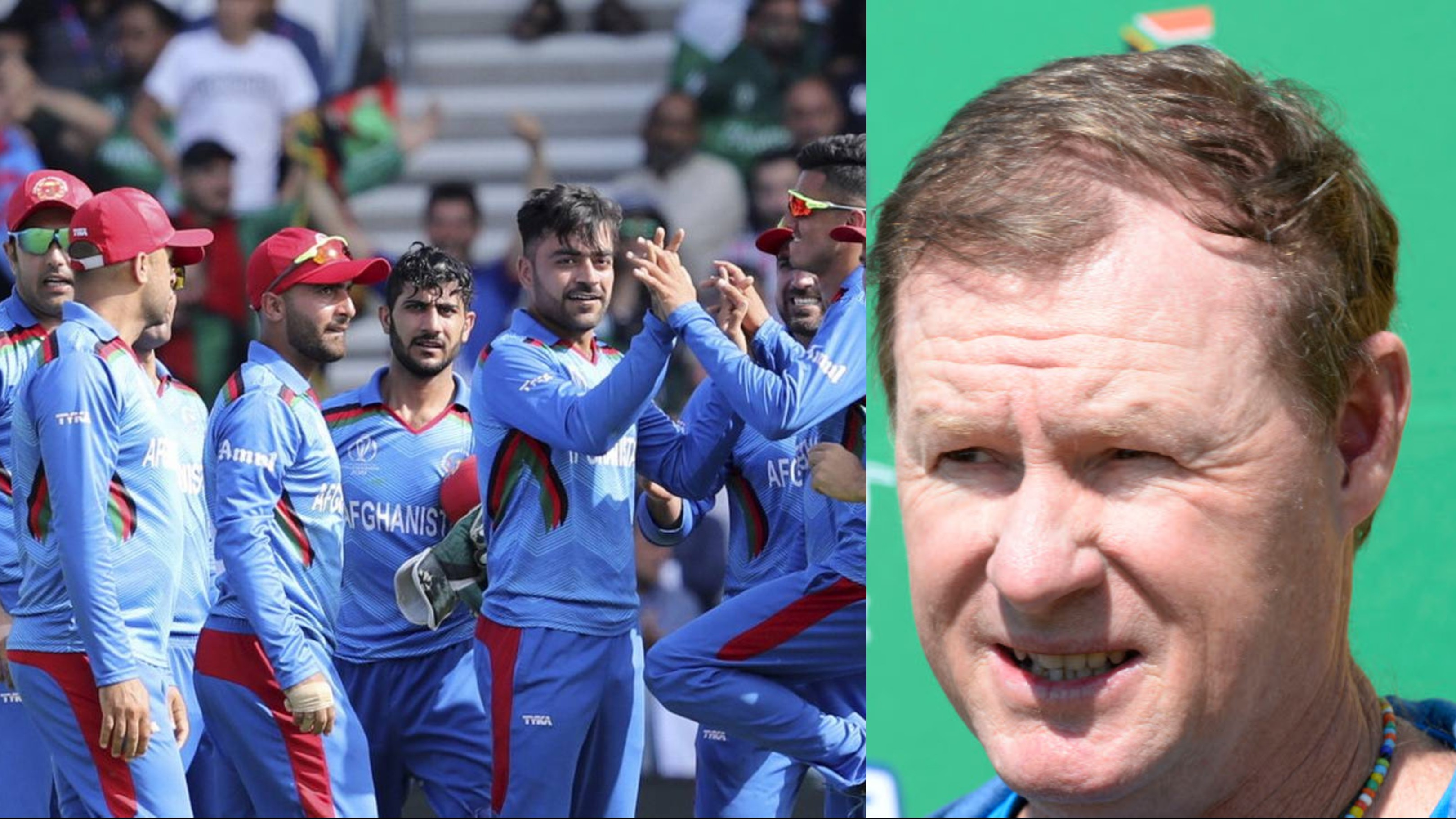 Coach Lance Klusener showers rich praise on the young Afghanistan spin attack