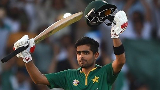 Babar Azam becomes no.1 ranked T20I batsman in latest ICC rankings