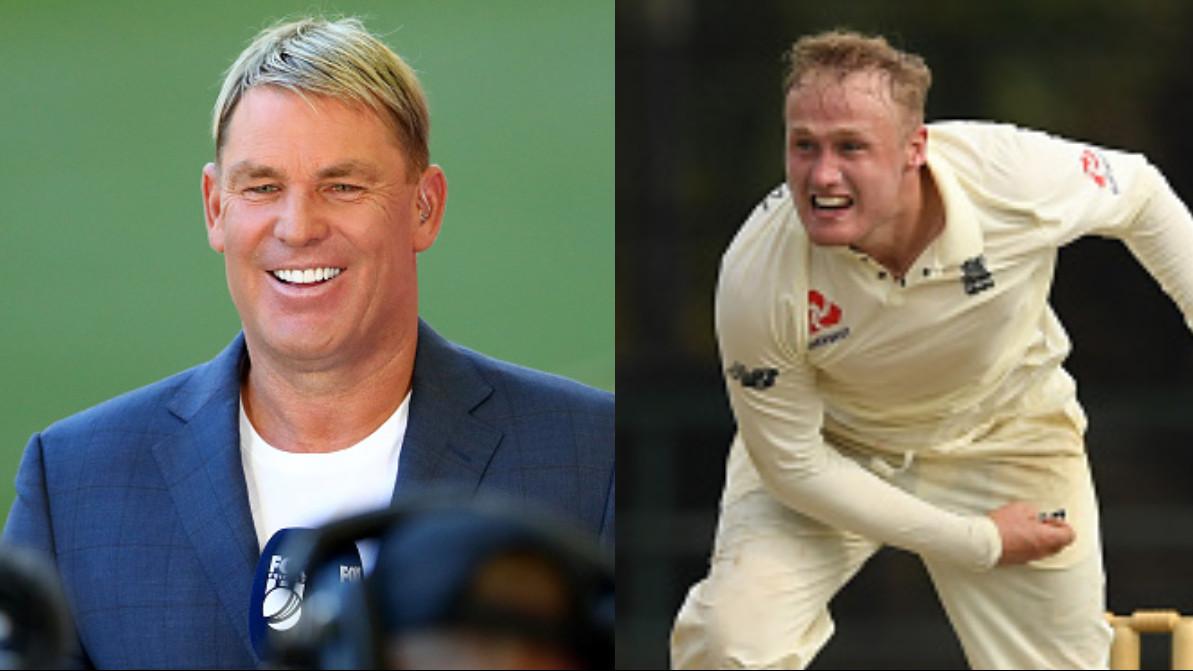 Shane Warne backs leg-spinner Matt Parkinson to play big role for England in Ashes 2021-22