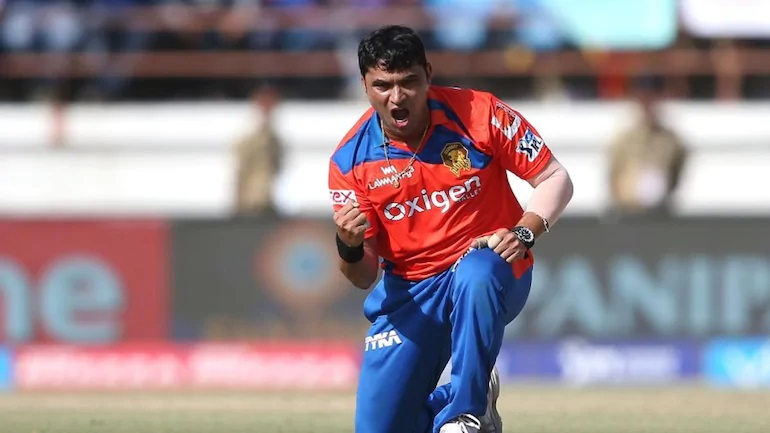 Pravin Tambe last played IPL in 2016 for Gujarat Lions