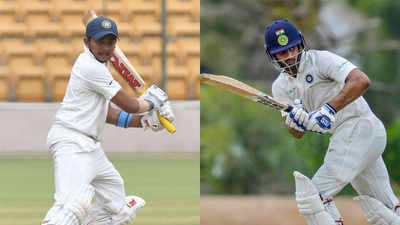 Prithvi Shaw, Parthiv and Vihari star against New Zealand A; Rahane and Vijay miss out