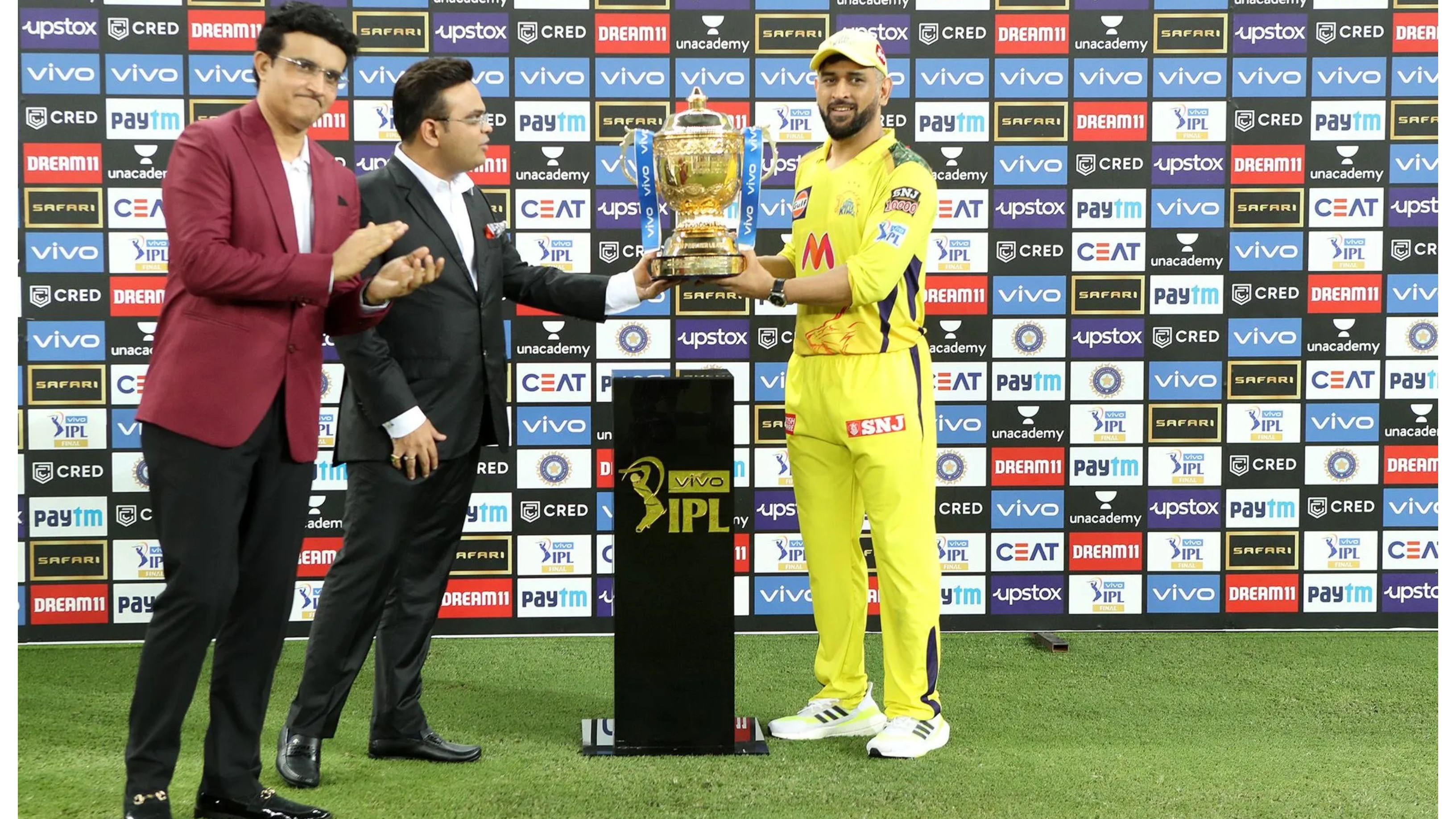 IPL 2021: Ganguly grateful for another successful season; Jay Shah promises to make IPL bigger and better in 2022