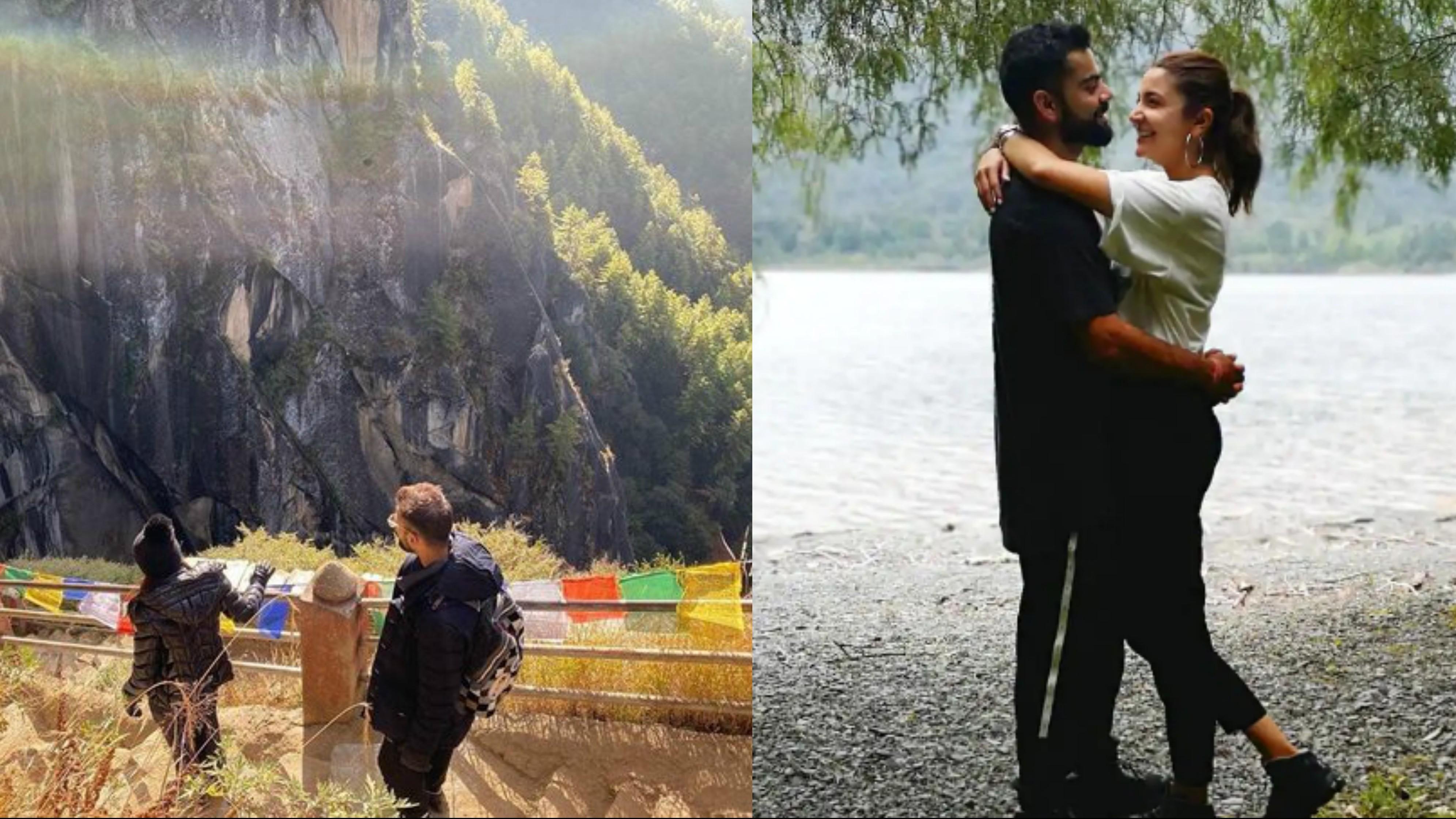 Virat Kohli's 'nothing but love' throwback photo with Anushka Sharma is winning hearts