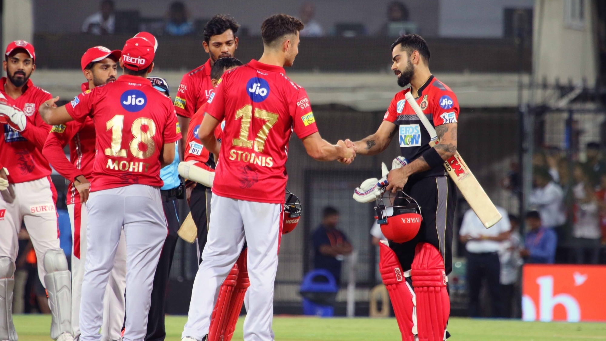 IPL 2018: Virat Kohli ecstatic after RCB's clinical show against KXIP