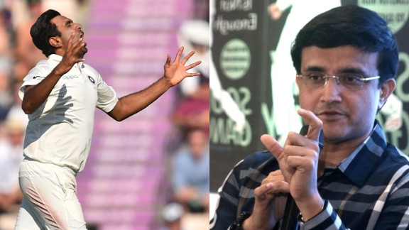 ENG v IND 2018: Sourav Ganguly unimpressed with 'impatient' R Ashwin, says captain should have a chat with him