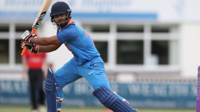 Rishabh Pant says it was a good test for him, after his match winning innings against England Lions in tri-series final