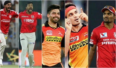 5 Indian Fast bowlers to watch out for in IPL 2018 auction