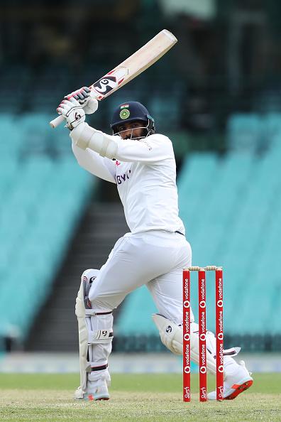 Jasprit Bumrah scored 55* vs Australia A | Getty Images