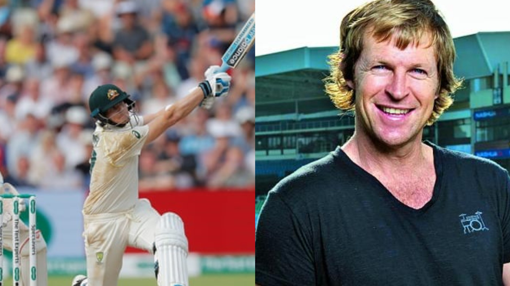 Jonty Rhodes defends his criticism of Steve Smith's unconventional batting style in his own way