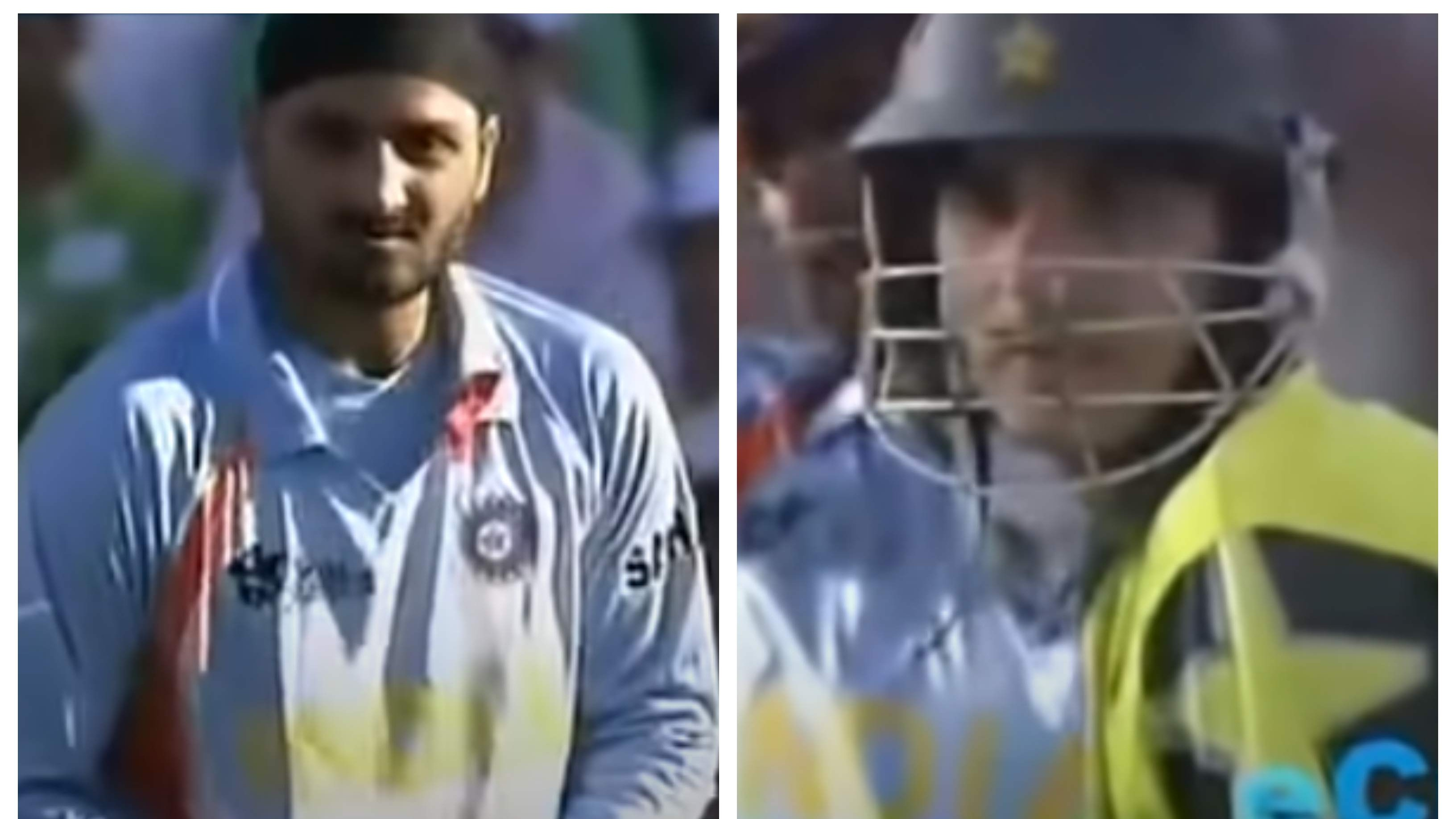 Harbhajan admits being under pressure after Misbah hit him for 3 sixes in an over during 2007 T20 WC final