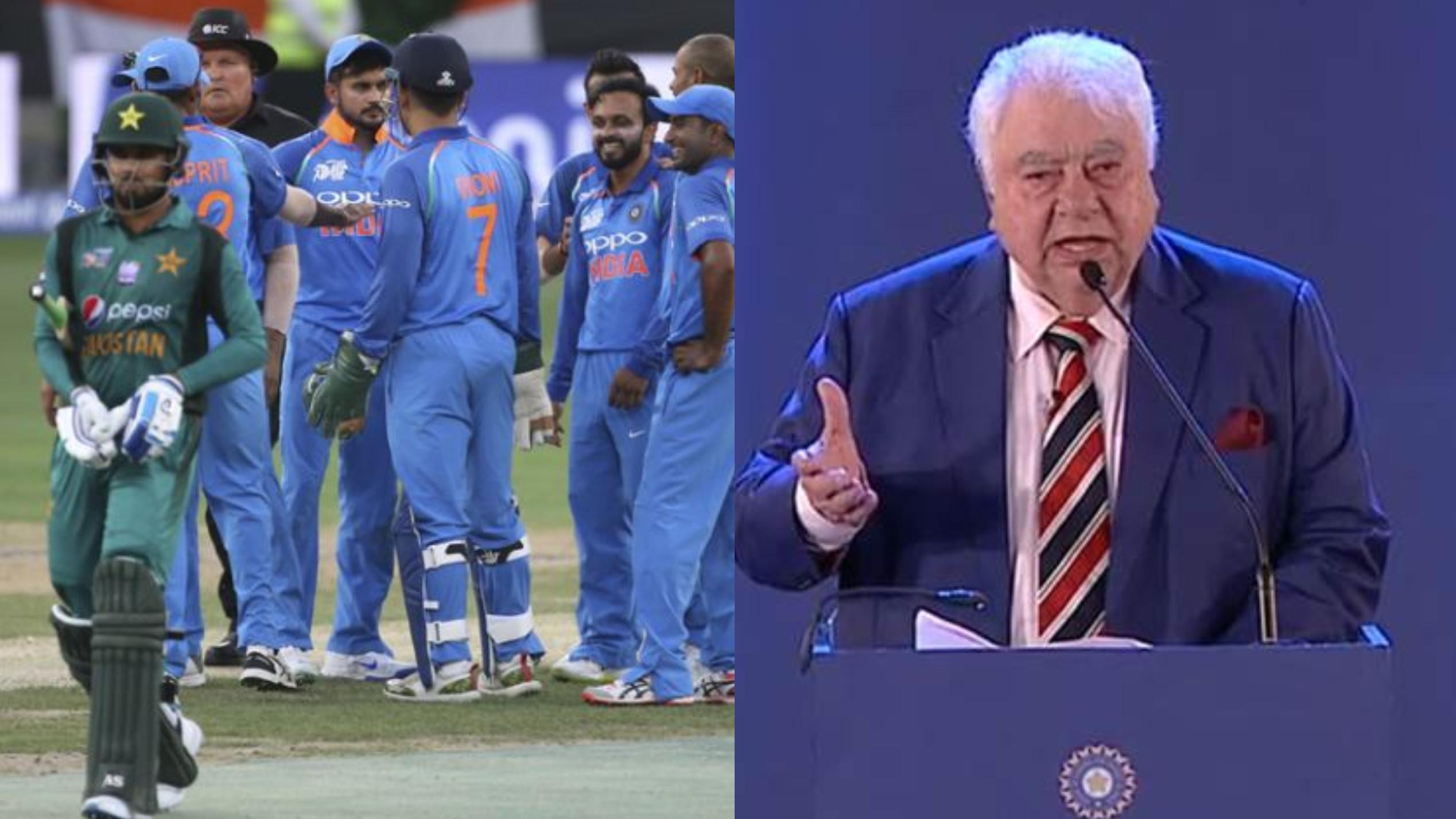 CWC 2019: फारुख इंजीनियर चाहते हैं कि भारत विश्व कप में हमारे जवानो के लिए पाकिस्तान को दे मात