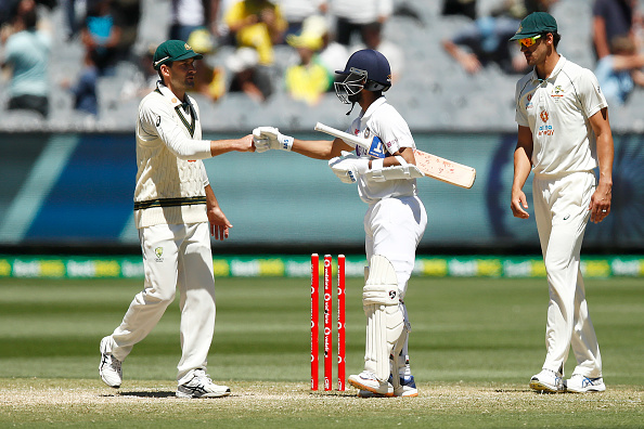 India won the second Test by 8 wickets | GETTY