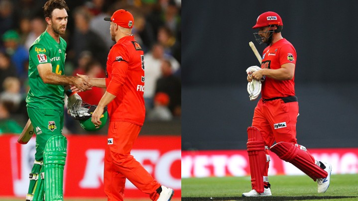 BBL 09: Fans call it the RCB curse after Aaron Finch-led Melbourne Renegades lose all six matches