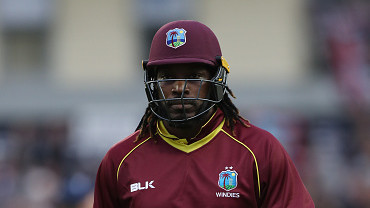 IND v WI 2018: Chris Gayle declines selection for the ODI series