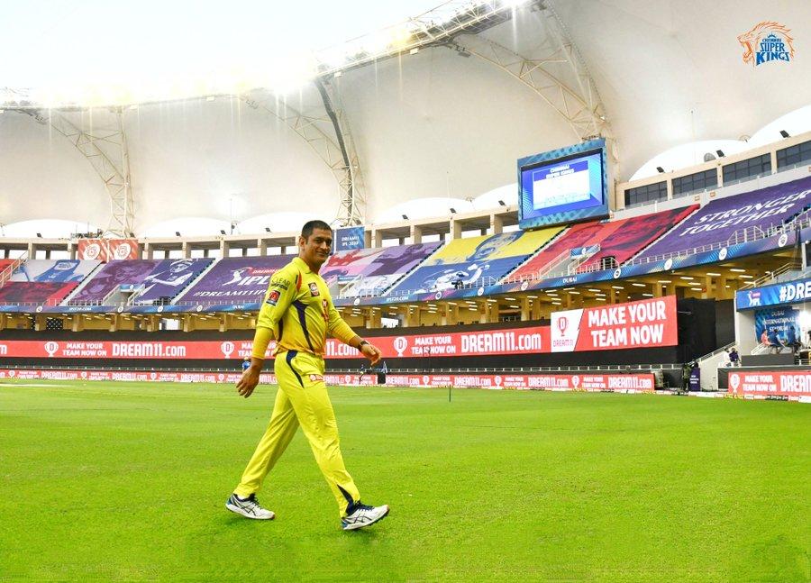 MS Dhoni | IPL/BCCI